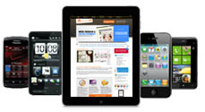 Devices that are supported for our web design
