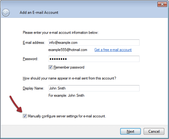 Add-Email-Account-Window-Live-Mail